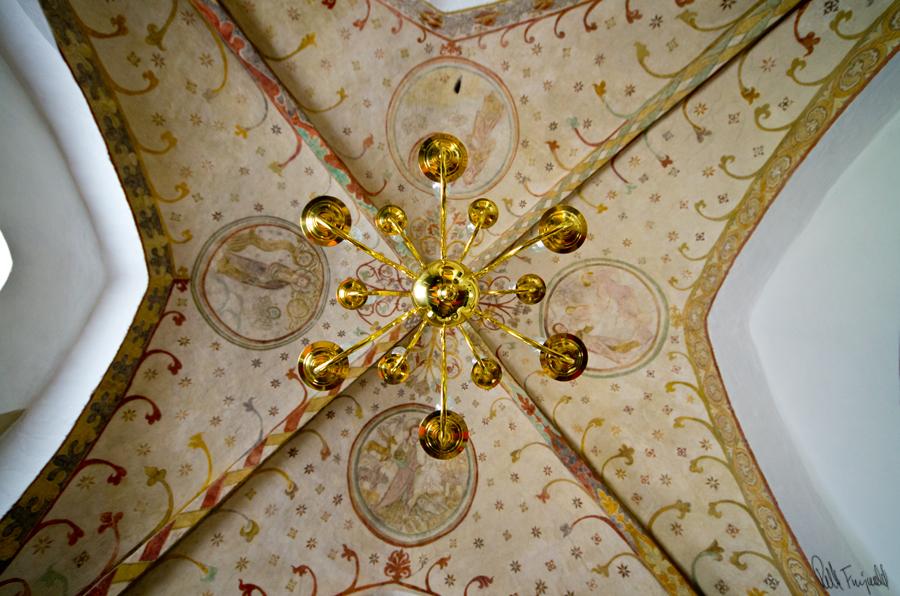 Vesterbroby kirke loft1