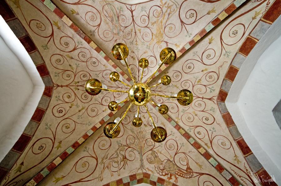 Vesterbroby kirke loft2