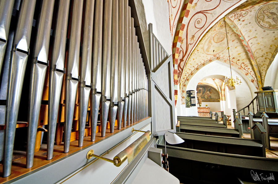 Vesterbroby kirkeorgelgt