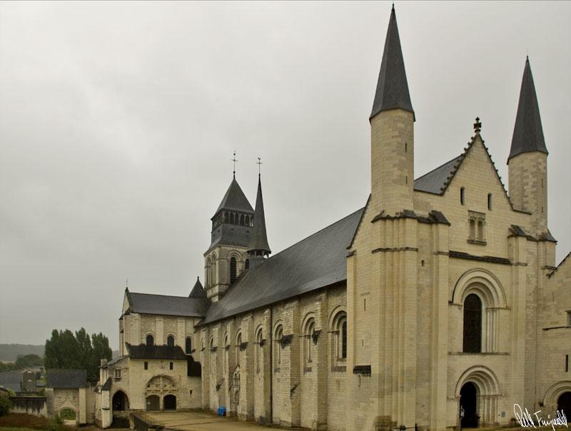 fontevraudklosterkirke