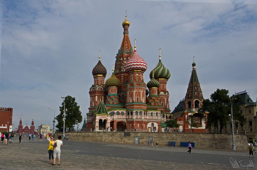 Kazakhstanturen 2014 – 1,  Sorø til Moskva